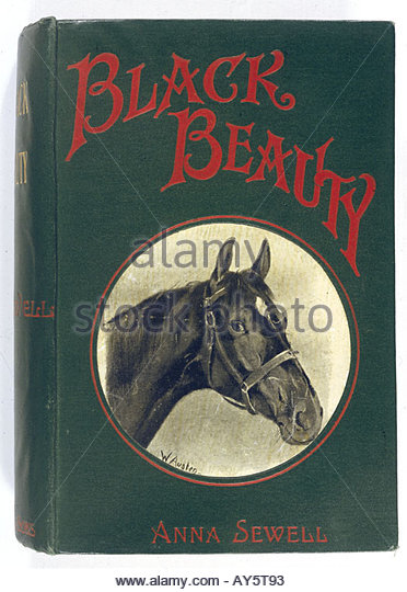 Book Cover Of Black Beauty ~ Black beauty book cover stock photos