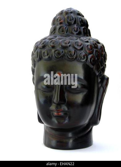 Buddha Siddhartha / sculpture of buddha - Stock-Bilder