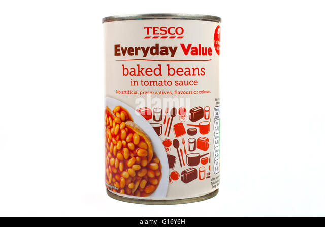 The history and background of tesco