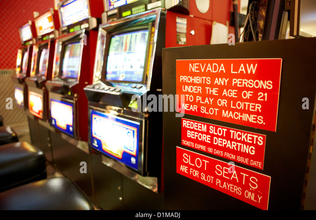 Gambling illegal in nevada