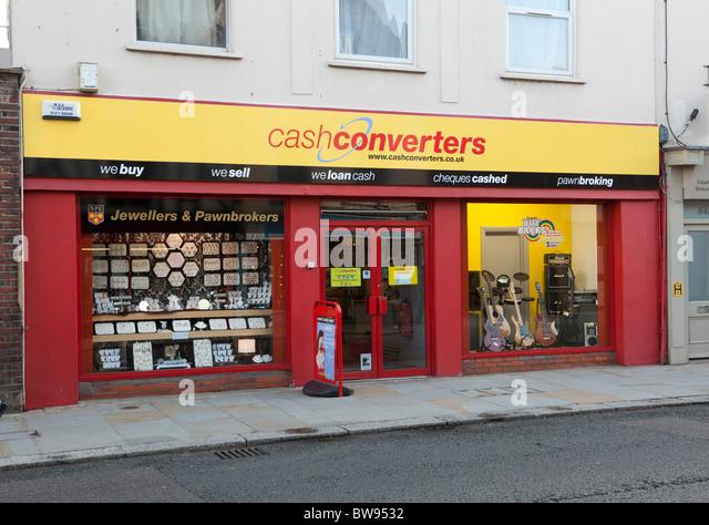cash converters stock photos cash converters stock images alamy. Black Bedroom Furniture Sets. Home Design Ideas