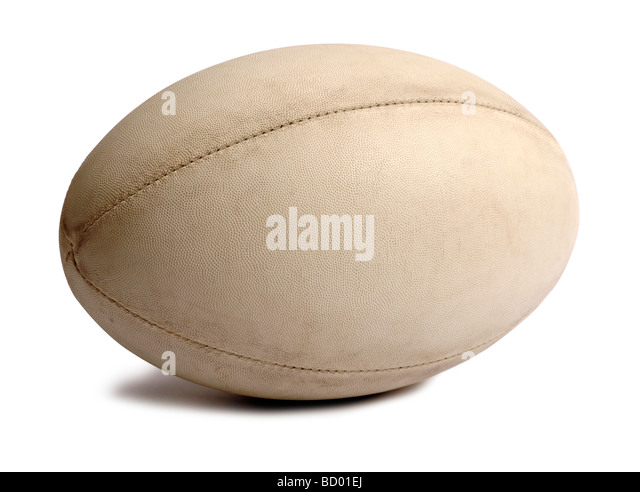 Rugby ball - Stock Image