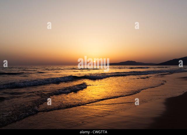 Tarifa, Costa de la Luz, Cadiz, Andalusia, Spain. - Stock Image