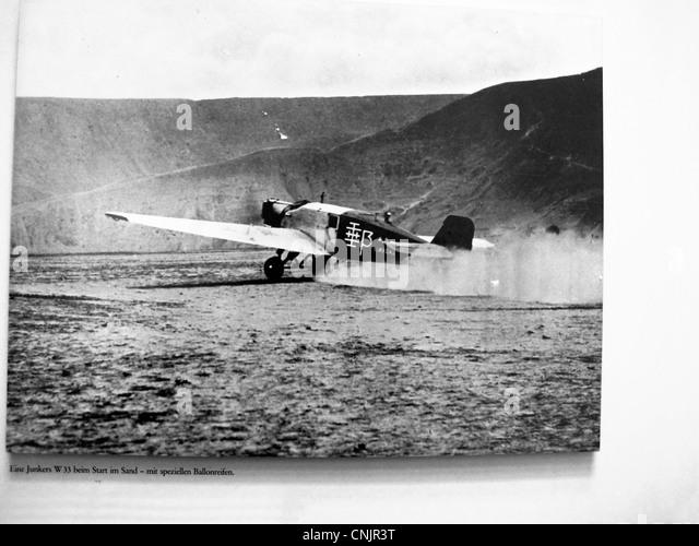 1930 Eurasian Aviation Corporation - Stock Image