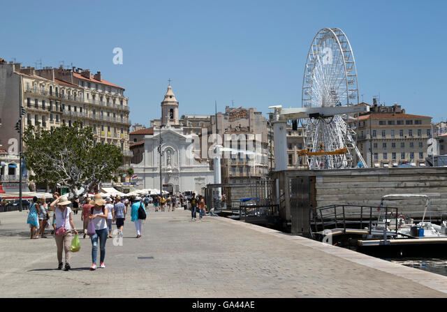 Ferreol stock photos ferreol stock images alamy - Promenade bateau marseille vieux port ...