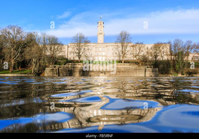 University of Nottingham - Stock Image