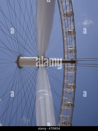 The London Eye - Stock Image