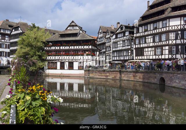 Restaurant Le Tanneur Strasbourg