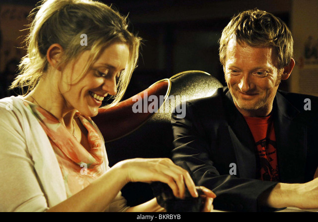 HILARY DUFF (UNKNOWN FRENCH FILM) - Stock Image