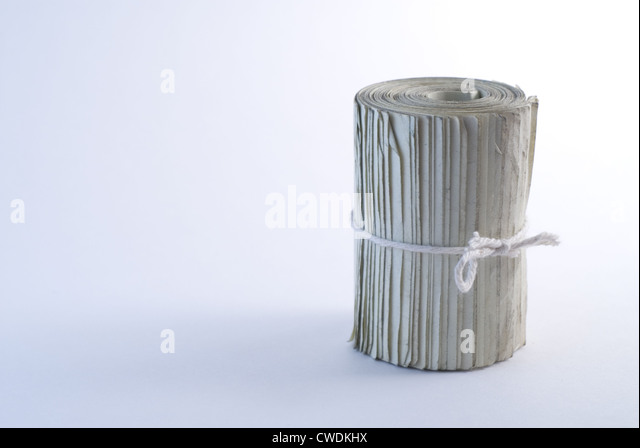 Money With Strings Attached - Stock Image