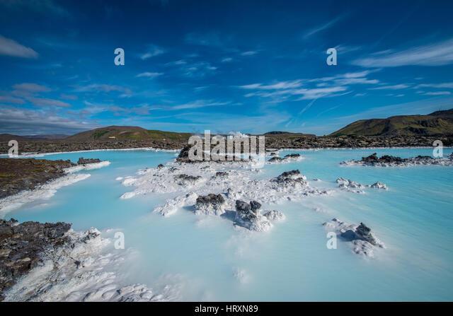 Blue Lagoon 216 - Stock Image