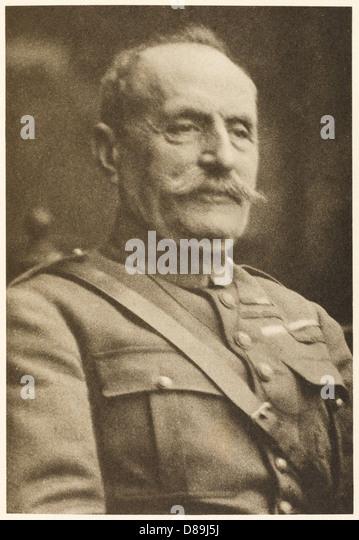 Ferdinand Foch - Stock Image