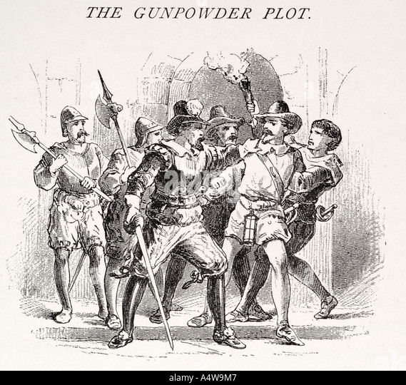the history of the gunpowder plot of 1605 New bbc drama gunpowder dramatises the events of one of the most famous thwarted assassinations in history – the gunpowder plot, where radical catholics attempted to blow up the houses of .