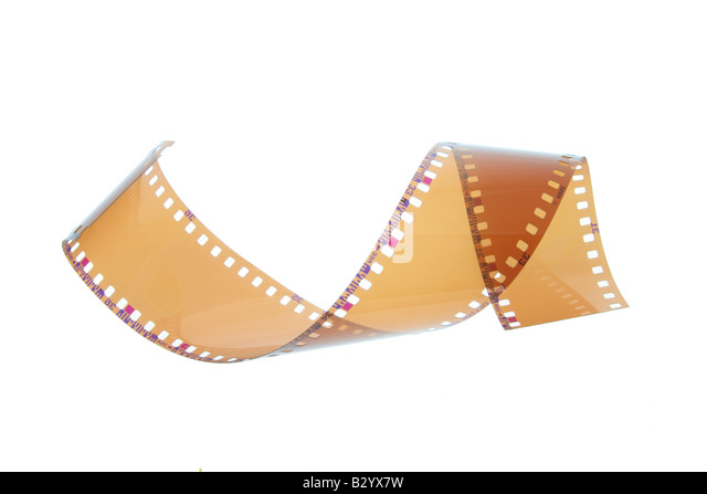 Film Strip - Stock Image