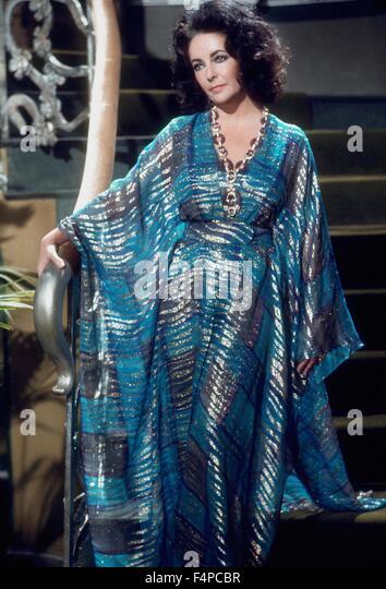 Elizabeth Taylor / That's Entertainment! 1974 director-producer-writer: Jack Hale - Stock Image