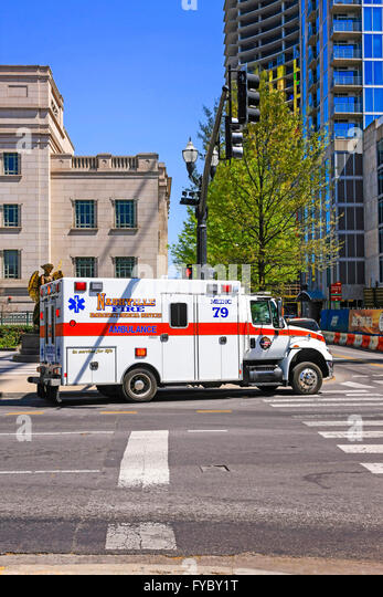 Emt accident stock photos emt accident stock images alamy for Department of motor vehicles nashville tennessee