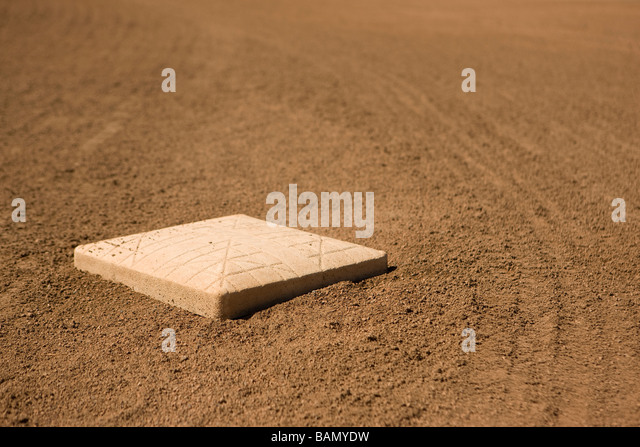 Safety - baseball concepts - Stock Image