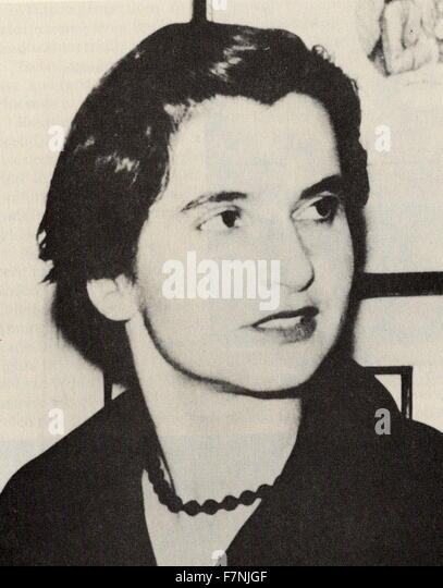 franklin rosalind 1920 1958 essay Rosalind franklin (1920-1958) the overlooked discoverer of dna in 1962,  three men received the nobel prize for physiology and medicine.