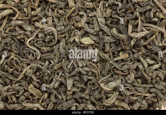 background of green tea - Stock-Bilder