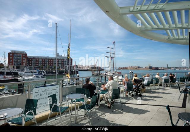 Waterfront Cafe Gunwharf Quays Menu