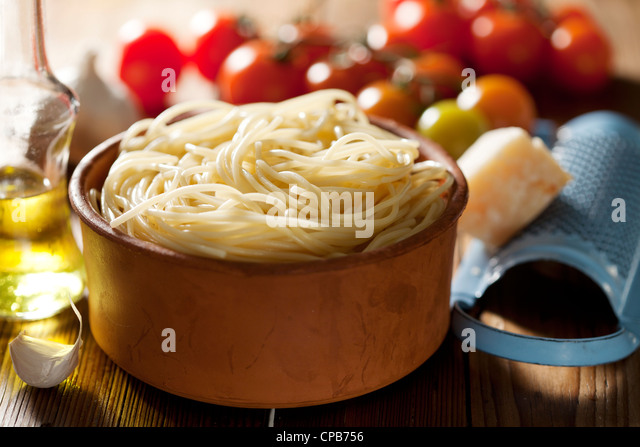 pasta - Stock Image