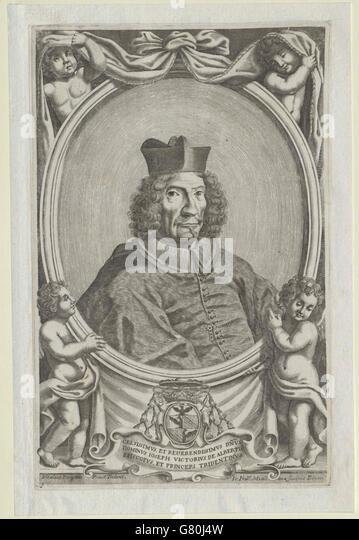 Alberti di Enno, Giuseppe Vittorio - Stock Image