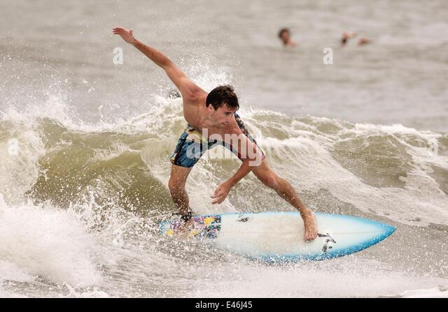 Folly Beach Accident August