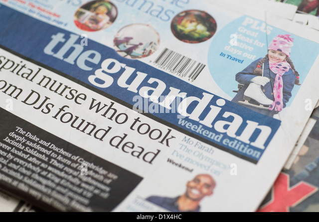 The guardian weekly learn english