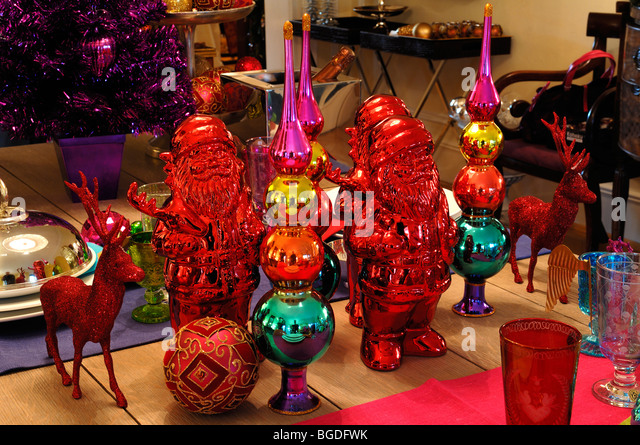Christmas gnome stock photos christmas gnome stock for Christmas table decorations sale