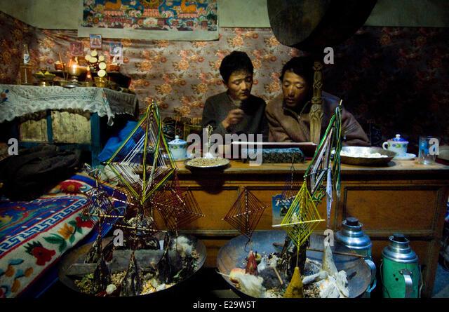Dhawalagiri Nepal  city pictures gallery : Nepal Dhawalagiri Zone Mustang District Stock Photos & Nepal ...