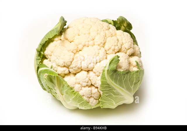 how to cut fresh cauliflower