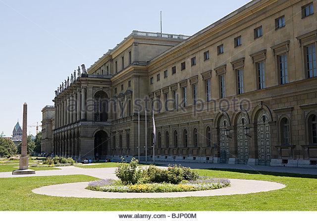 Munich residenz - Stock Image