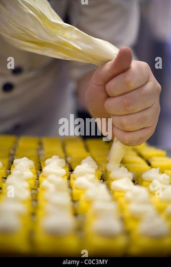 baker - Stock Image