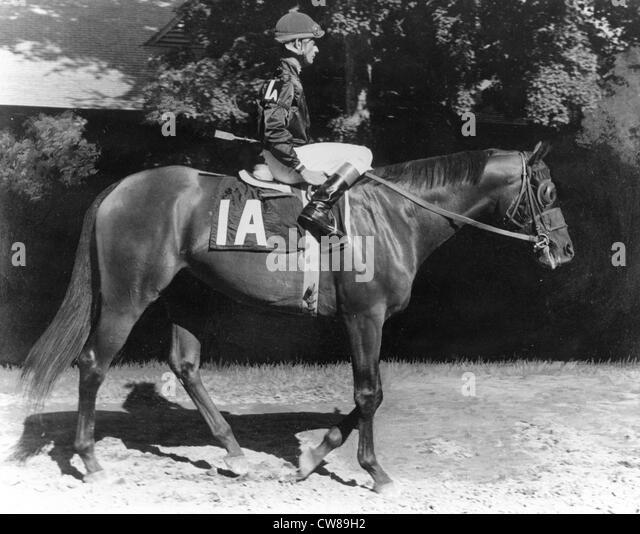 Buchpasser, Hialeah Racetrack, Florida, 1966 - Stock Image