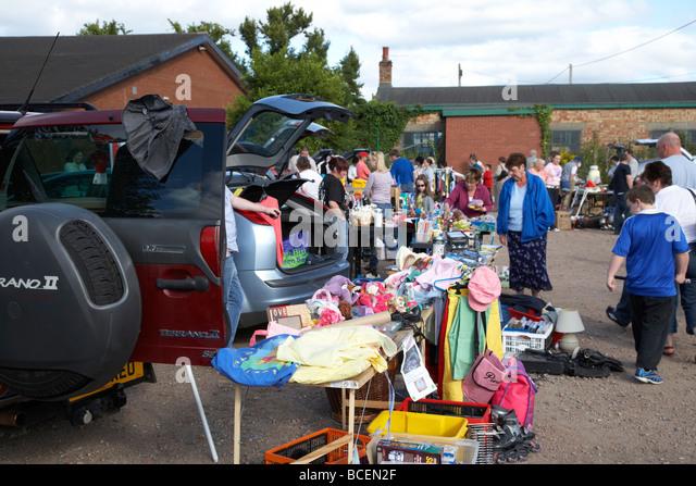 Car Boot Sale Edinburgh Leith