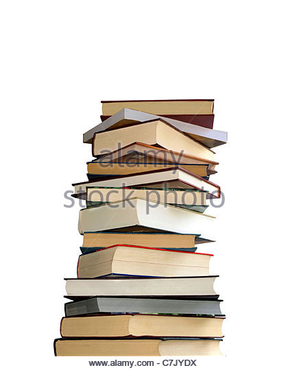 Printed Materials, school education - Stock Image