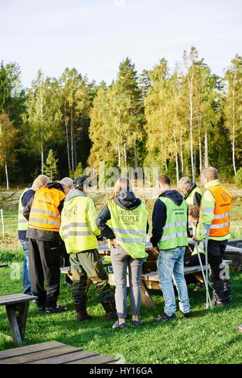 Emergency Volunteers Stock Photos & Emergency Volunteers ...