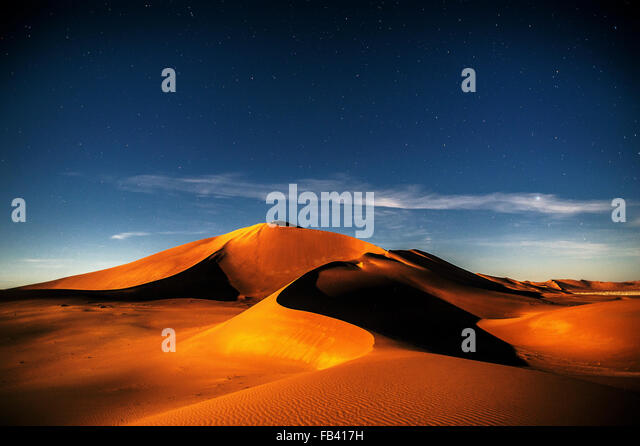 Arabian Desert Night Stock Photos Amp Arabian Desert Night