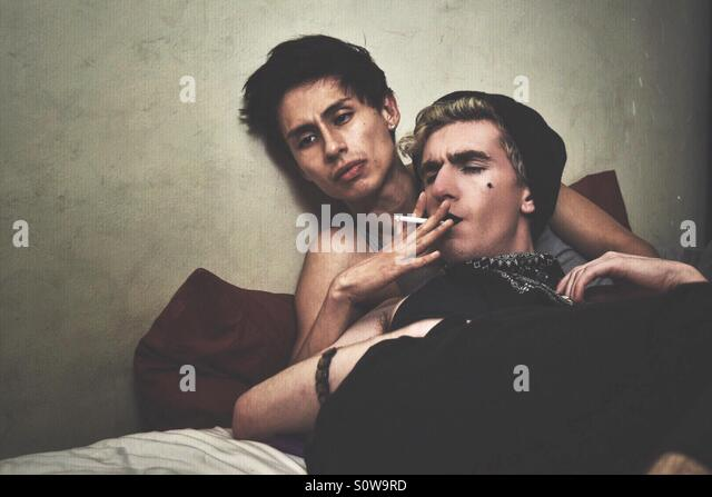 Til death - Stock Image