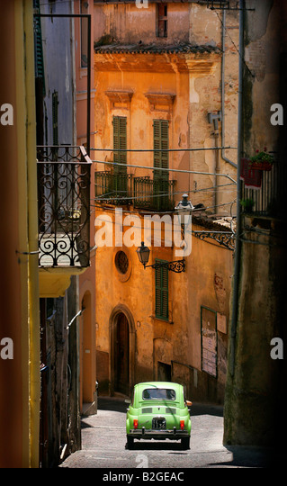 Penne, Italy. - Stock Image