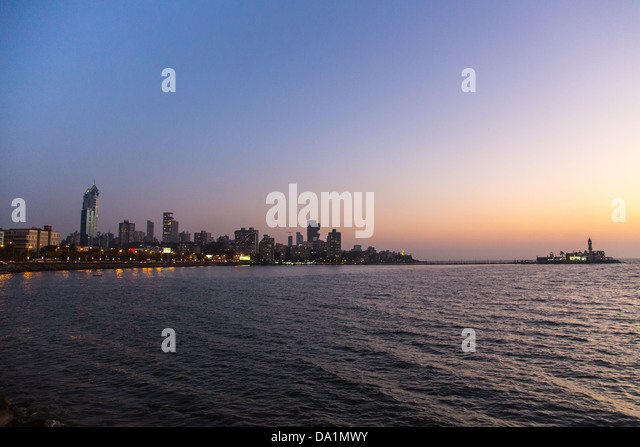 Haji Ali Shrine, Mumbai, India - Stock Image