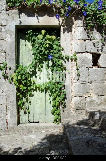 old door - Stock-Bilder