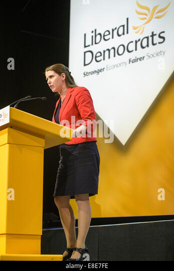 Jo Swinson Mp Minister Consumer Stock Photos and Images