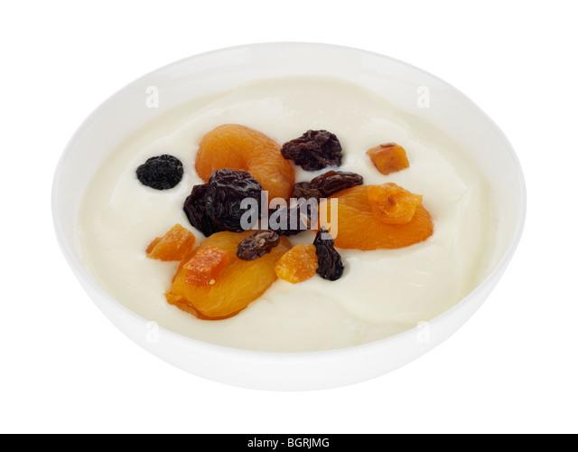 Low Fat Fruit Yogurt 15