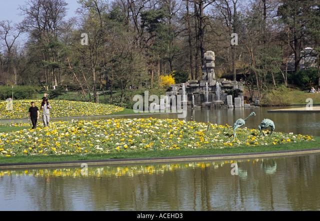 Parc Floral Bois De Vincennes - Bois De Vincennes Stock Photos& Bois De Vincennes Stock Images Alamy