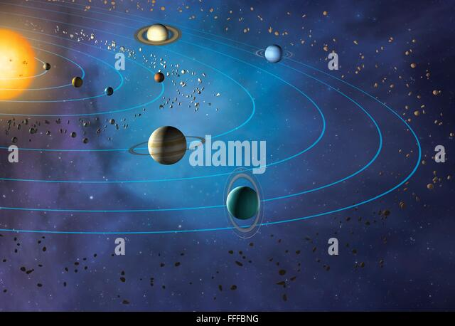 solar system paths - photo #30