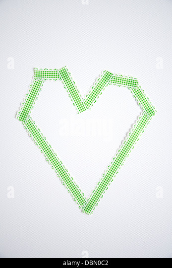 Green Heart, Munich, Bavaria, Germany - Stock Image