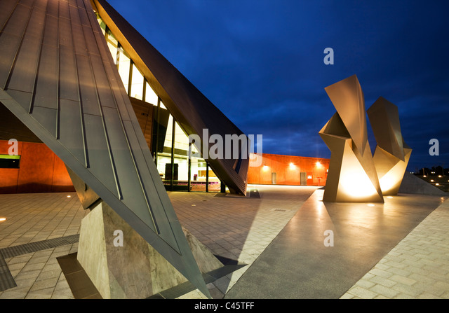 The Albany Entertainment Centre. Albany, Western Australia, Australia - Stock Image