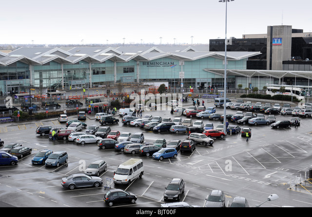 Car Park Prestwick Airport Short Stay