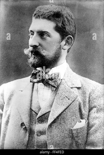 FERDINAND I OF ROMANIA (1865-1927) - Stock Image